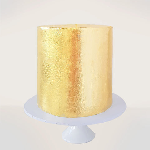 All Gold Cake