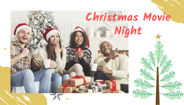 Christmas Activities Movie Night