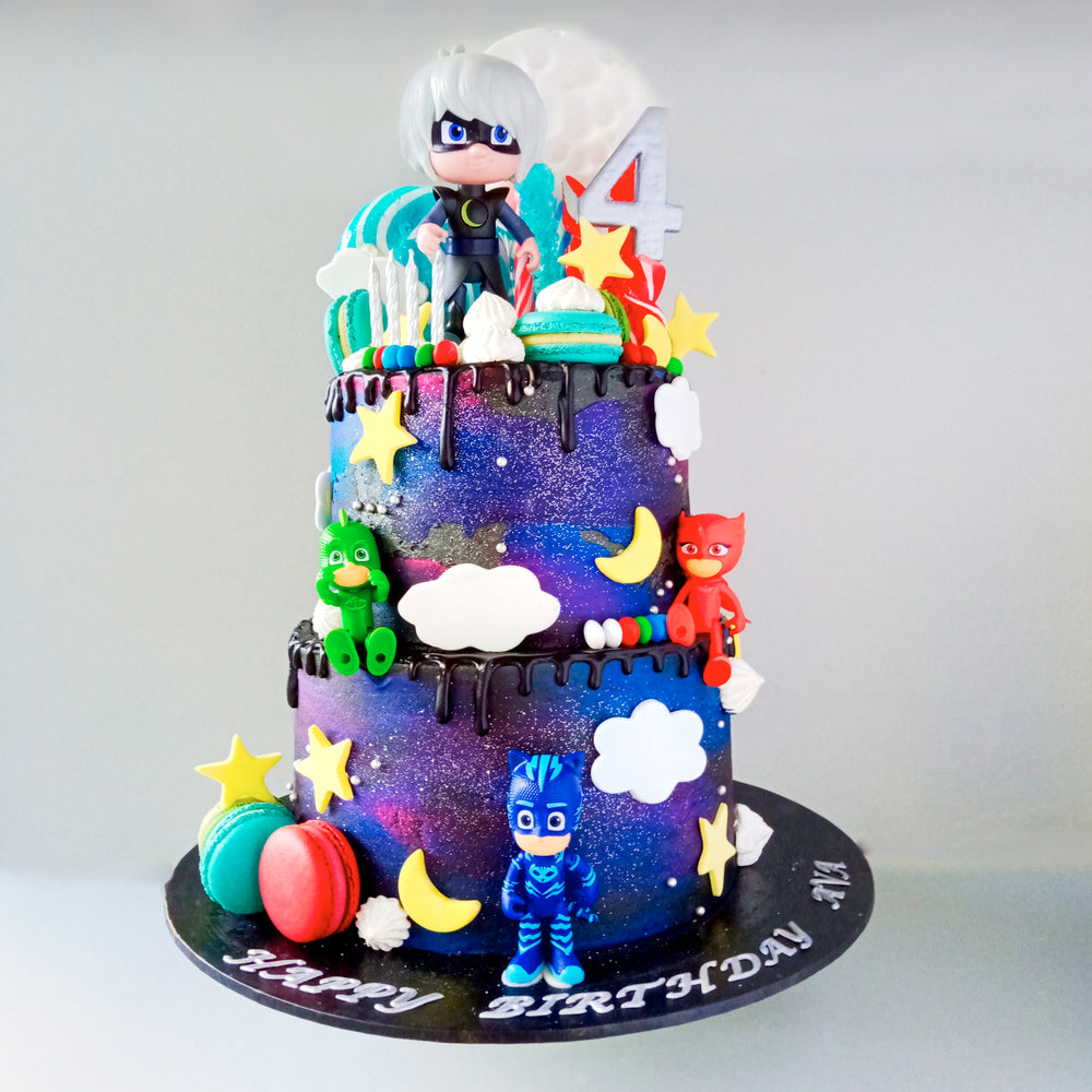 cartoon-pj-masks-cake-sydney
