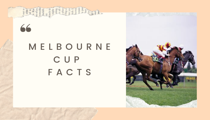 melbourne cup facts