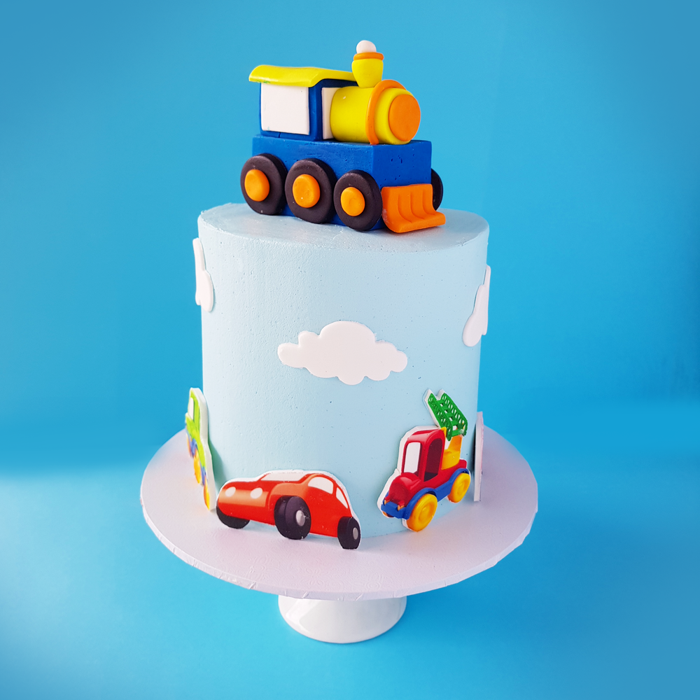 Train Cake by
