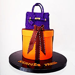 corporate-cakes-sydney-delivered-fashion-celebrity-collaborations-hermes