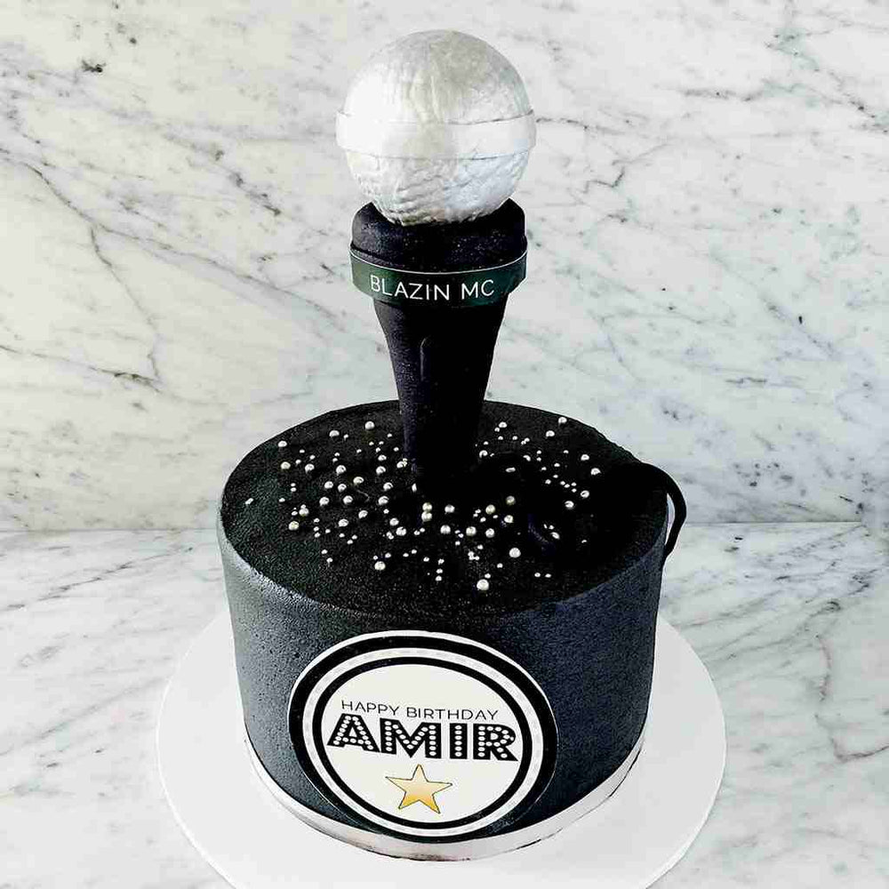 custom-cakes-sydney-microphone-mc-singer-rapper-celebrity-cake