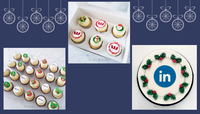christmas cakes and cupcakes