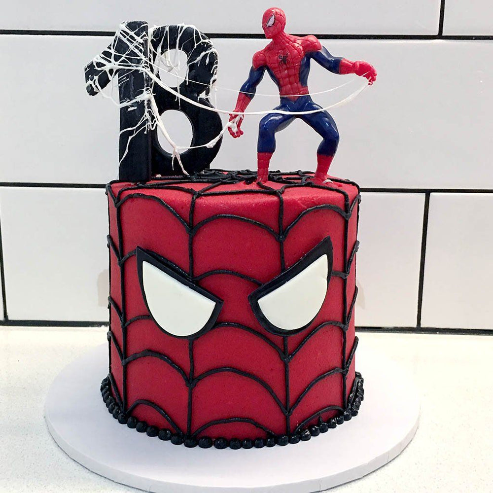 spiderman-cake-sydney