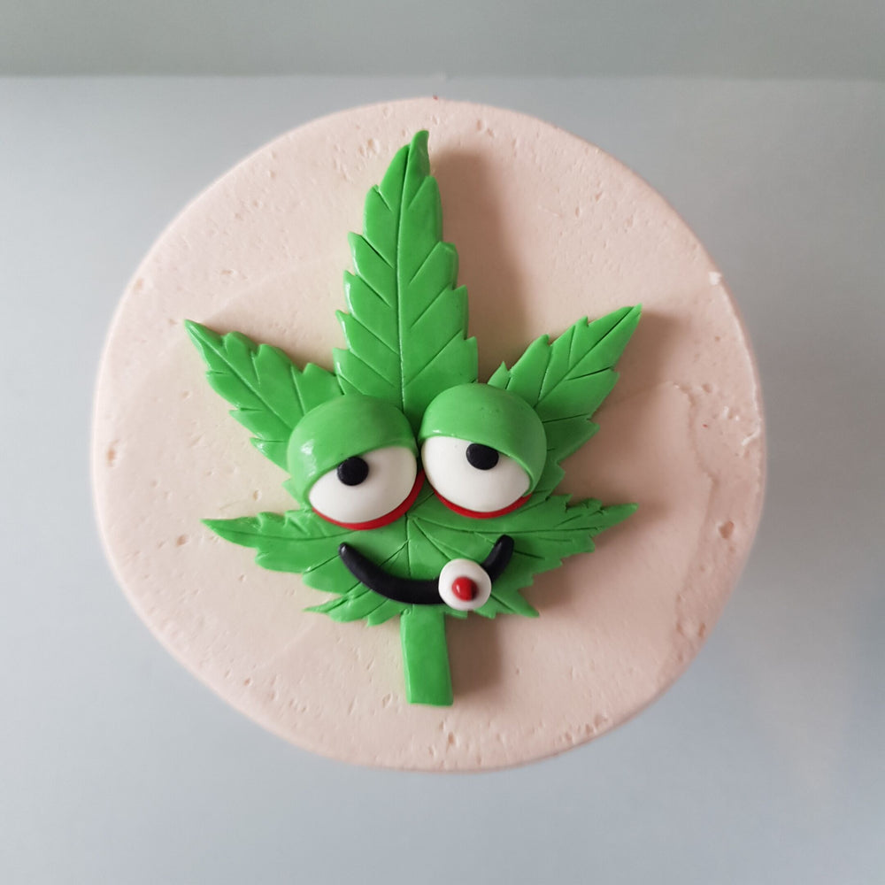 leaf-buttercream-cake-sydney