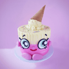 Cute But Psycho Monster Cake
