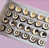 Lucky Horseshoe Mini Cupcakes (24)