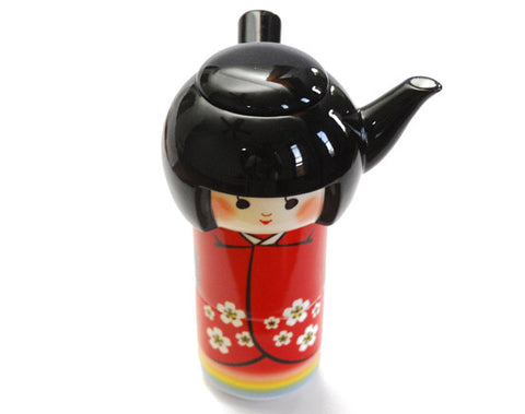 Geisha Teapot for Two