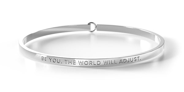 ** PRE-ORDER ** Be You. The World Will Adjust.