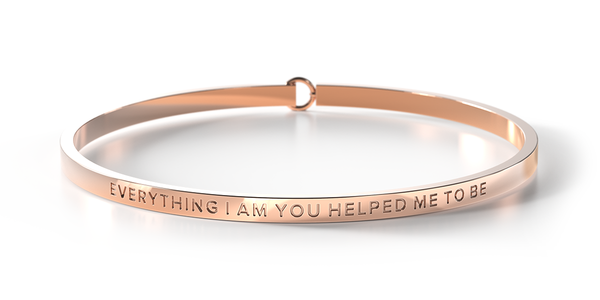 ** Sold Out ** Everything I Am You Helped Me To Be