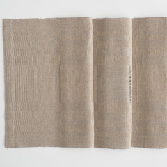 Table Runner with hem-stitch - Linen Room Latvia