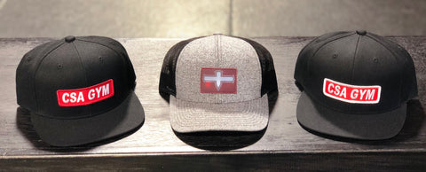 CSA Snap Back Hats
