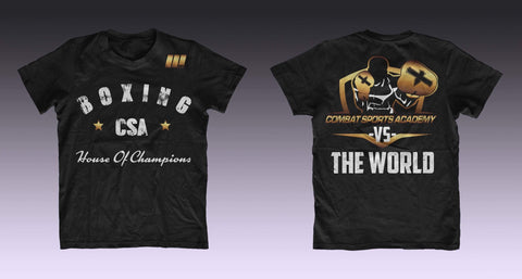 CSA House of Champions Boxing Tee Shirt
