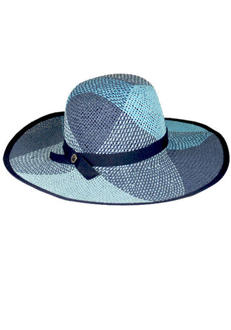 Eco Sun Hat Blue