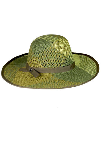 Eco Sun Hat Green