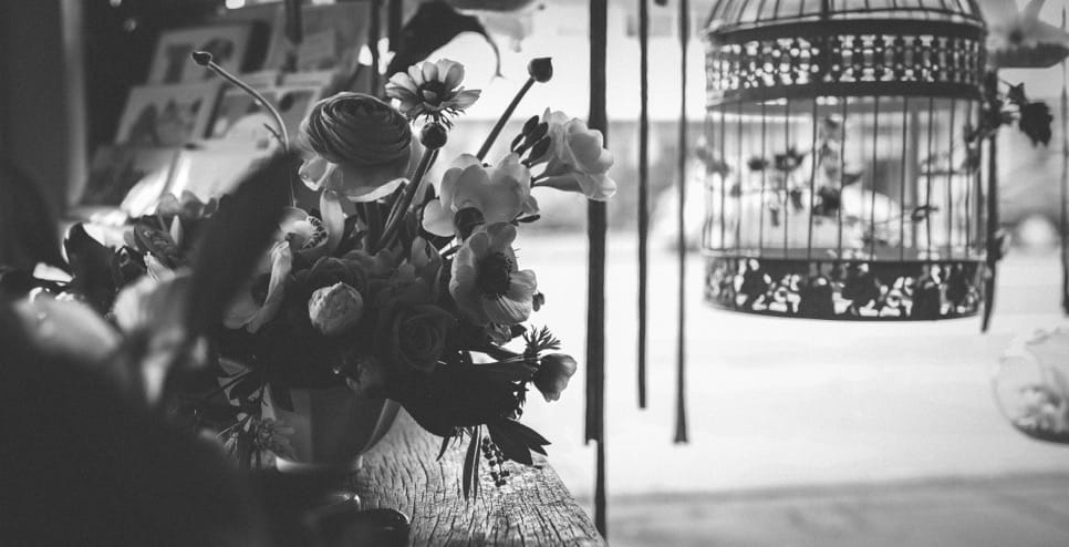 florist shop bouquet