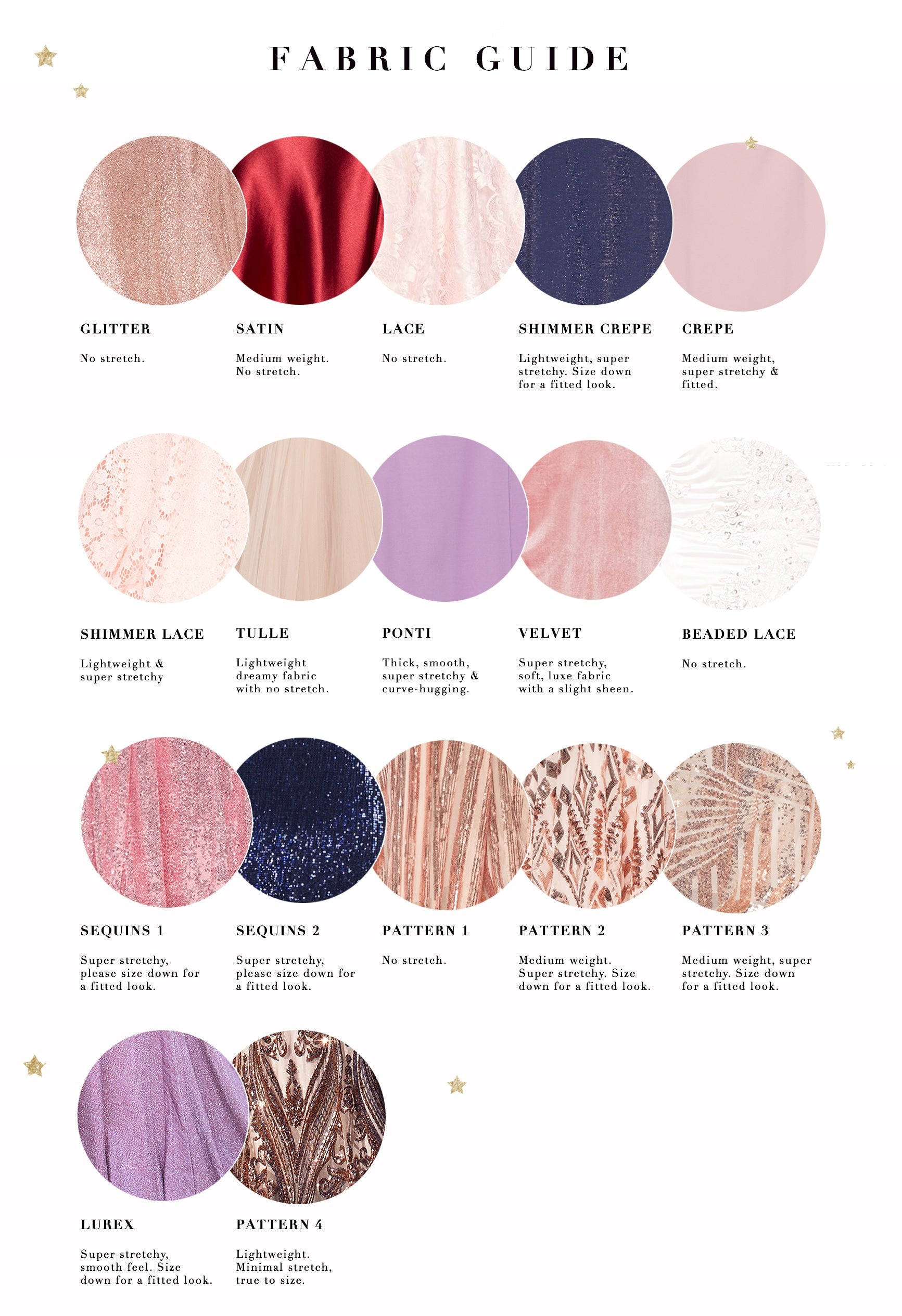 611558fc13574 A&N Boutique - Size Guide – A&N Luxe Label