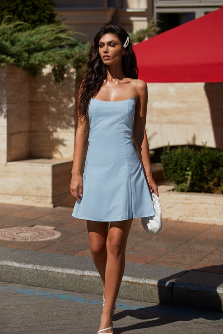 Izabel Set - Sky Blue