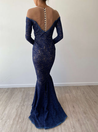 Sample Gown 322