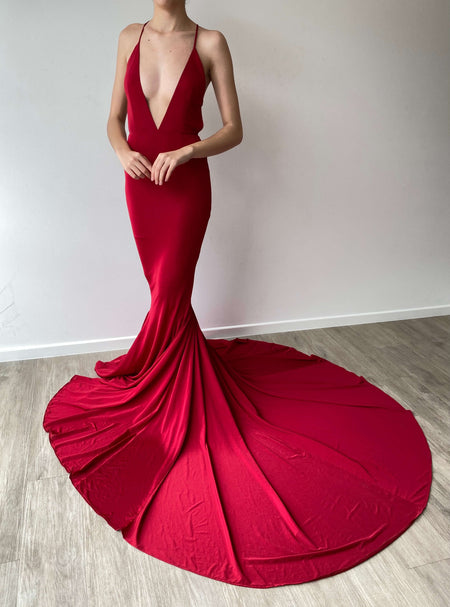 Sample Gown 318