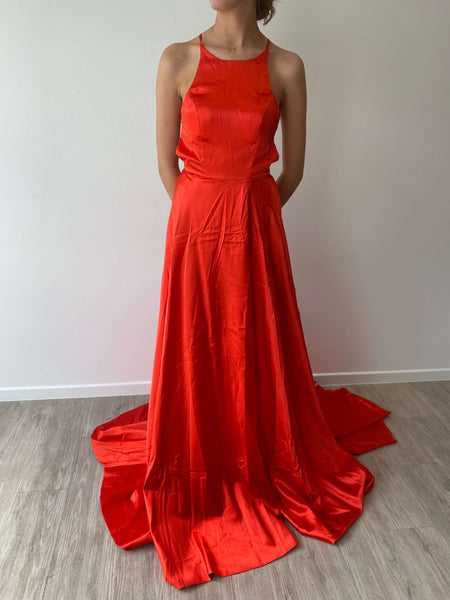 Sample Gown 548