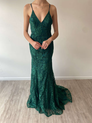 Sample Gown 415