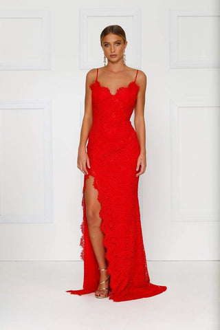 fe3546264ab69 Red Dresses | Afterpay | Zip Pay | Sezzle | Free Worldwide Shipping ...