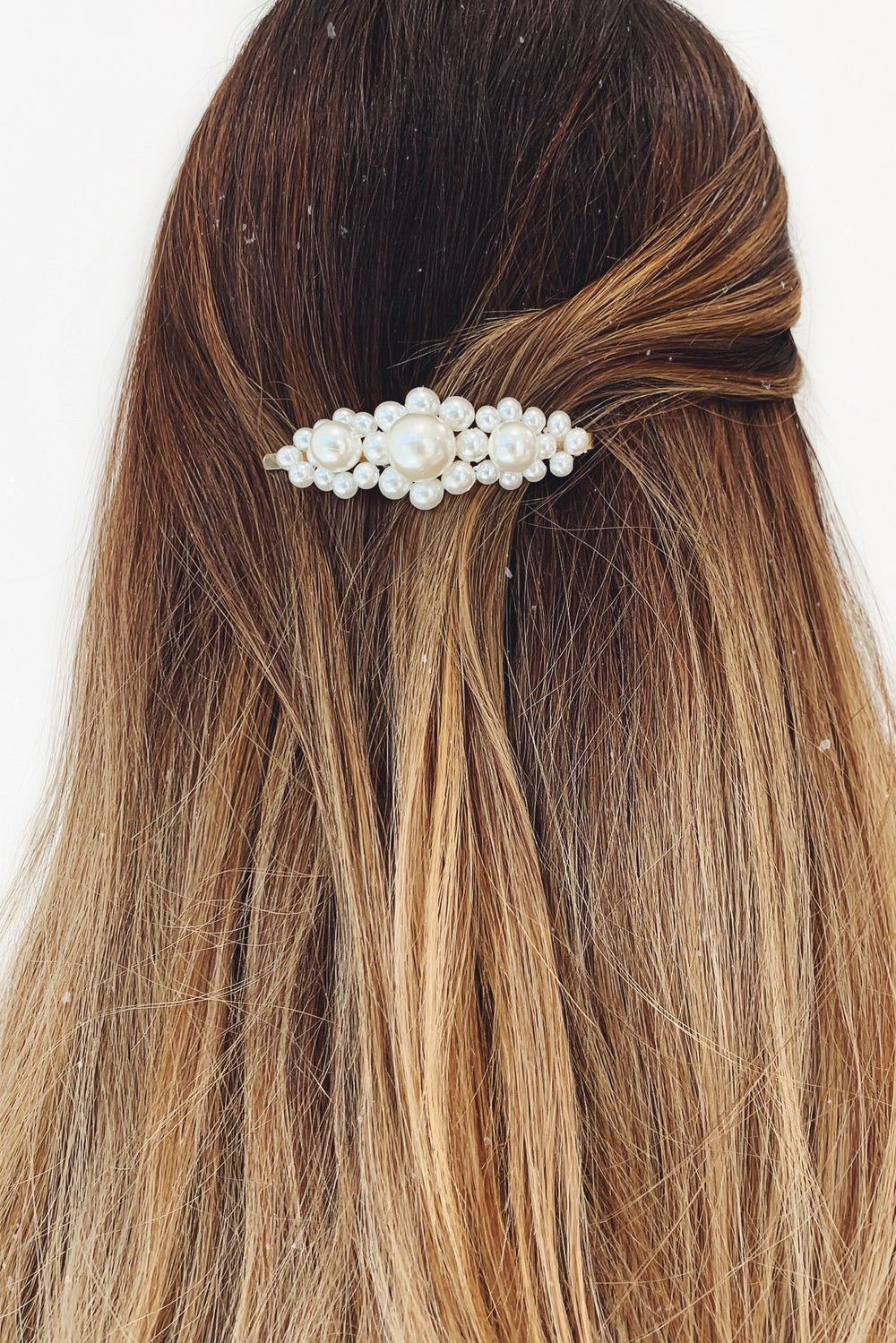 Pearl Bubble Detailed Hair Clip