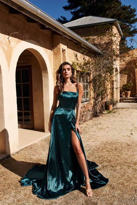 A&N Luxe Katerina Two Piece - Teal