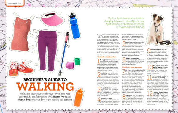 Good Magazine Walking Guide