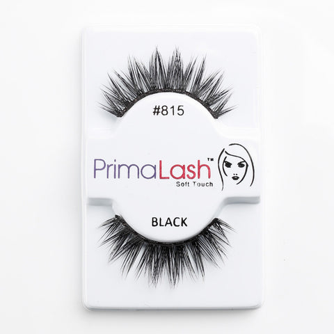 PrimaLash Professional Soft Touch Strip Lashes Style #815 (Double Layer Lash)