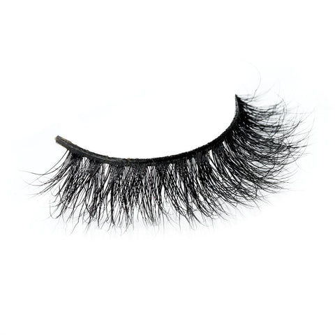 Absolute Minx 3D Real Siberian Mink Lashes #Coral