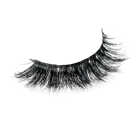Absolute Minx 3D Real Siberian Mink Lashes #Emerald