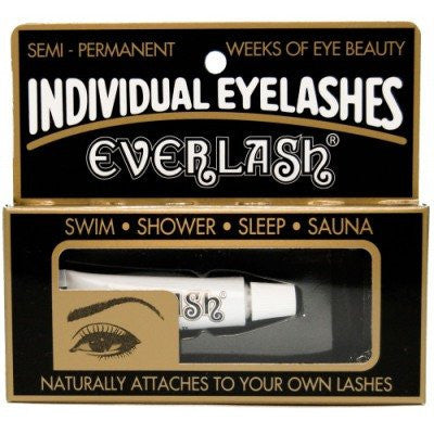 Everlash individual Eyealsh Adhesive Clear / Black 7g