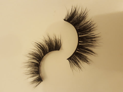 Absolute Minx 3D Real Siberian Mink Lashes #Amazonite