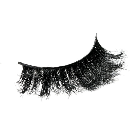 Absolute Minx 3D Real Siberian Mink Lashes #Jet