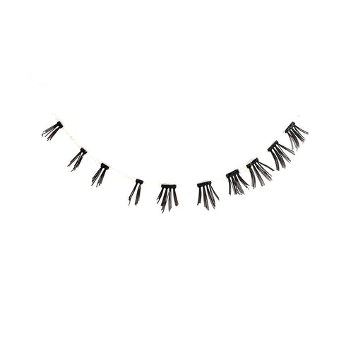 PrimaLash Basics 5 Pack Synthetic Strip Lashes Style #Alana Under Lashes