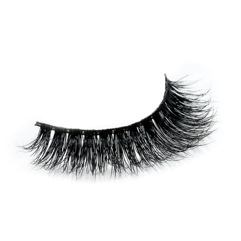 Absolute Minx 3D Real Siberian Mink Lashes #Pearl