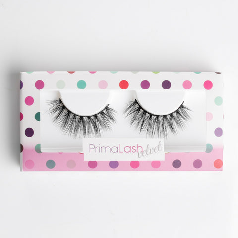 PrimaLash Faux Velvet Lashes #Bellini