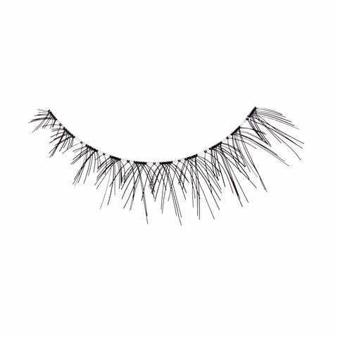 PrimaLash Basics 5 Pack Synthetic Lashes Style #Jess (Natural Demi Wispy)