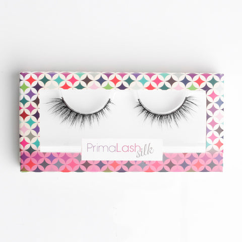 PrimaLash 100% Genuine 3D Silk Lashes #Cosmic
