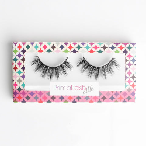 PrimaLash 100% Genuine 3D Silk Lashes #Galaxy