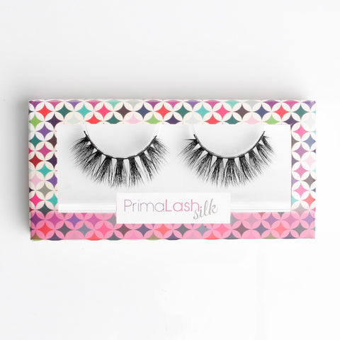 PrimaLash 100% Genuine 3D Silk Lashes #Jupiter