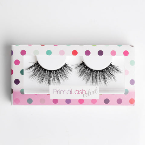 PrimaLash Faux Velvet Lashes #Martini