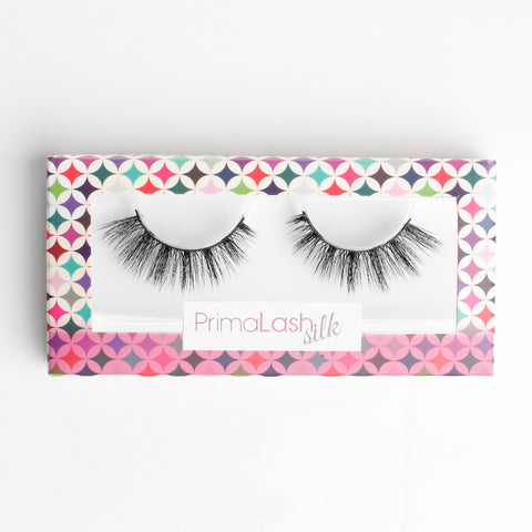 PrimaLash 100% Genuine 3D Silk Lashes #Moondust
