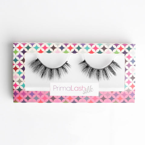 PrimaLash 100% Genuine 3D Silk Lashes #Zodiac