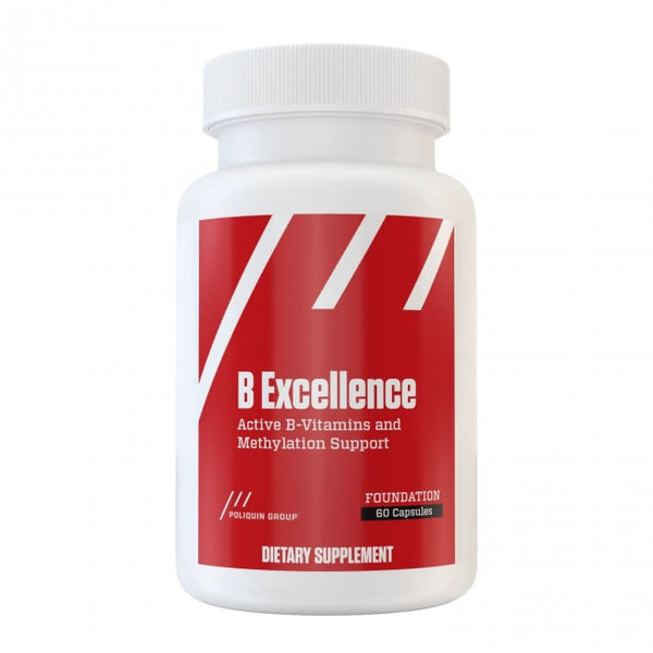 Poliquin - B Excellence - 60 capsules