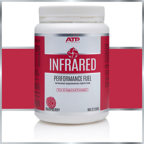 InfraRed NRG - Performance Fuel - Raspberry