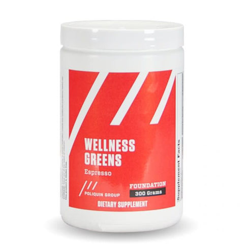 Poliquin - Wellness Greens - Espresso